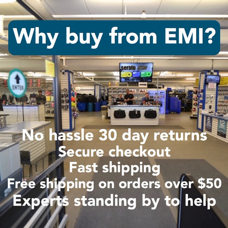 Why buy from EMI?