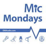 Mic Mondays with our recording experts!