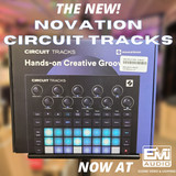 All NEW - Novation Circuit Tracks has landed at EMI Audio!