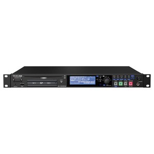 SS-CDR250N 2-channel networking CD/Media recorder front view