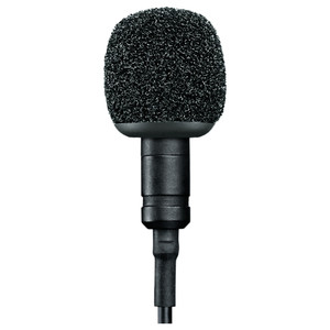 SHURE MOTIV MVL element with included windscreen