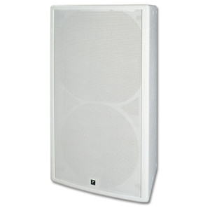 """CU15 800 watts – 4 ohms – 1/15"""", 3x 5"""" MF & 1"""" HF driver on 60°x60° Unity™ horn front view"""