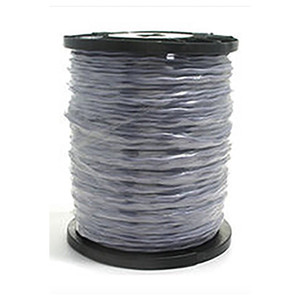 500' Spool - Round Speaker Cable - Black - 14 Gauge