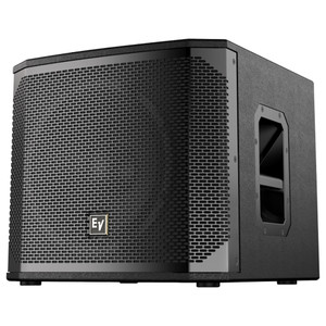 """Electro-Voice ELX200-12S 12"""" passive subwoofer front angle"""