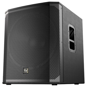 """Electro-Voice ELX200-18S 18"""" passive subwoofer front angle"""