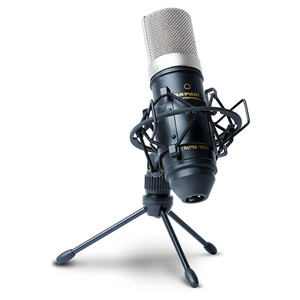 MPM-1000 Product shot, mic on stand