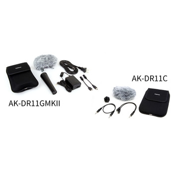 AK-DR11G MKII/AK-DR11C Accessories package suitable for use with the DR series