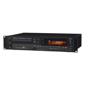 CD-RW900MKII - CD Recorder/Player front view