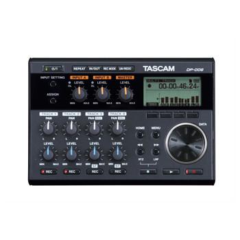 DP-006 - 6-track Digital Pocketstudio top view