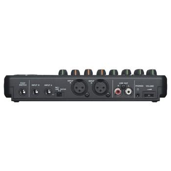 DP-008EX - 8-track Digital Pocketstudio inputs