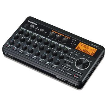 DP-008EX - 8-track Digital Pocketstudio top view