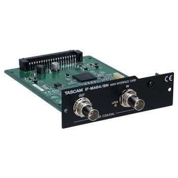 IF-MA64/BN. Option card for the DA-6400/DA-6400dp