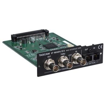 Option card for the DA-6400/DA-6400dp