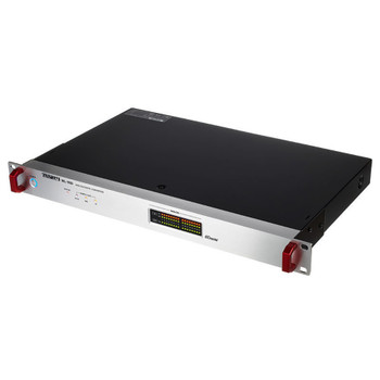 TASCAM ML-16D professional 16 channel Dante-focused converter front view EMI Audio