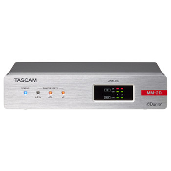 Tascam MM-2D-E Front EMI Audio