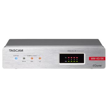 Tascam MM-4D/IN-E Front EMI Audio