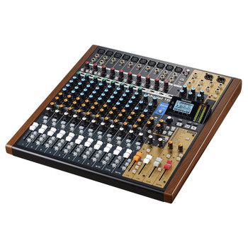 Tascam Model 16 Front Right EMI Audio