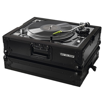 TURNTABLE CASE - Open