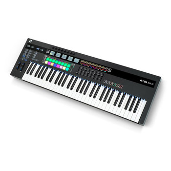 Novation 49SL MkIII. EMI Audio