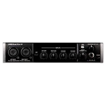 ART USBIV 4 input / 4 output 192kHz capable Digital interface front view
