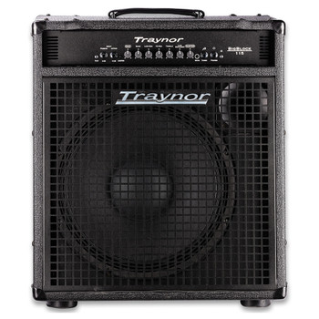 "BB115 Big Block 1 x 15"" 400 watt Bass combo front view"