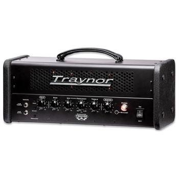 YORKVILLE YBA-100 Traynor 100watt all tube Bass Head Angle