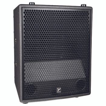 Yorkville SA315S Synergy Array Series Powered Subwoofer angled view