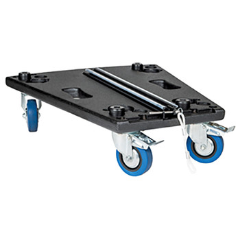 SADOLLY1 Wooden Dolly w/ casters for Synergy Array cabinets.