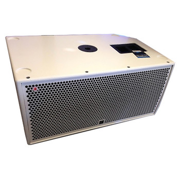 PSA2SW white version of PSA2S. The 1400-watt dual 12-inch active PSA1S bass reflex subwoofer is the ideal companion sub for the PSA1 full range loudspeaker system.