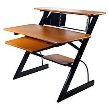 YORKVILLE SD2 Medium Studio Desk / Workstation Full 46-inch x 21-inch Desktop Workspace