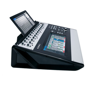 QSC TOUCHMIX-30 TABLET SUPPORT STAND Tablet Stand for the TouchMix-30 Pro.