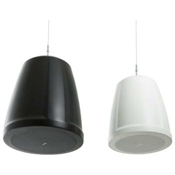 QSC AD-P4T-WH and AD-P4T-BK Two Way Pendant Speaker