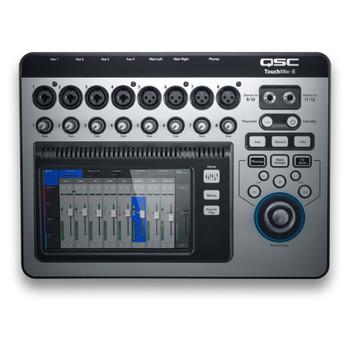 QSC TouchMix 8 Front