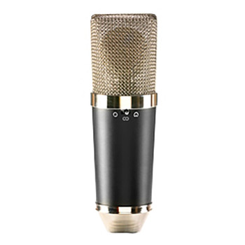Apex 415B Large Diaphragm Studio Condenser Microphone with Switchable Polar Pattern