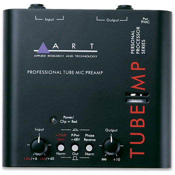 ART TUBEMP Tube Mic Preamp