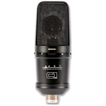 ART C1USB Cardioid Condenser USB Microphone Front