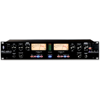 ART-DMPAII-Two-Channel-Mic-Preamp-front