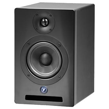 """YORKVILLE YSM5 Studio Monitor Series 55 Watt powered 5"""" Speaker right view"""