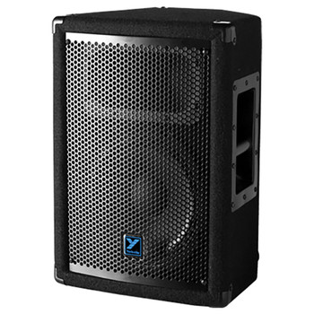 "YX10P 200 watts - powered – 1/10"" & 1"" HF driver on 100°x30° horn – FOH/Monitor combo"
