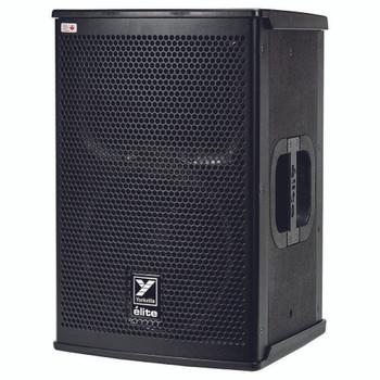 """Yorkville EF10P Elite 600 Watt Powered 10"""" Speaker angled view"""