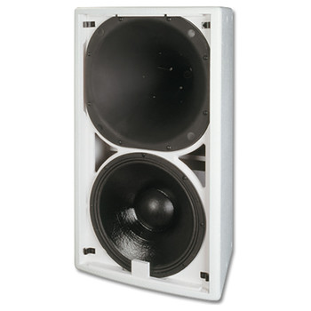 """CU15 800 watts – 4 ohms – 1/15"""", 3x 5"""" MF & 1"""" HF driver on 60°x60° Unity™ horn front view without grill"""