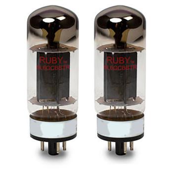 6L6WXTM matched set of 6L6 power tubes