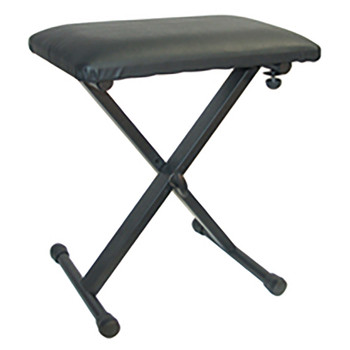 PB-22 Economy Folding Piano bench side view