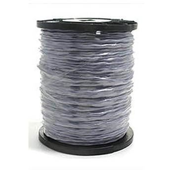 500' Spool - Round Speaker Cable - Black - 14 Gauge