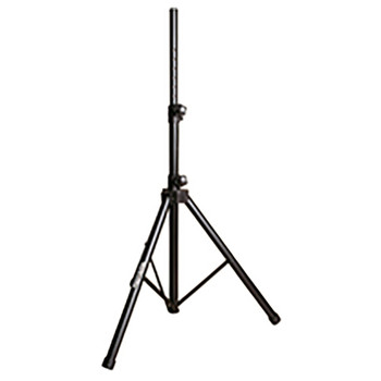 "SKS-09B Economy Tripod adjustable stand - 1 3/8"" Diam. – steel legs – plastic collar – 44-77"" high (6 pcs per box)"