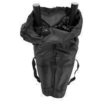SKS-09BP1 is 2x SKS-09B Speaker stands with carrying bag.  Stands in bag shown