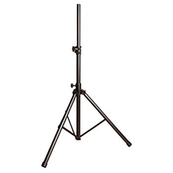 """SKS-11B Tripod adjustable stand - 1 3/8"""" Diam. – aluminum legs – steel collar – 45-77"""" high (6 pcs per box)"""