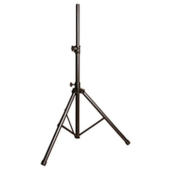 "SKS-11B Tripod adjustable stand - 1 3/8"" Diam. – aluminum legs – steel collar – 45-77"" high (6 pcs per box)"