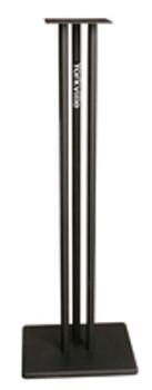 "SKS-36B Studio Monitor Stand - 36"" high - Hidden speaker wire tube"
