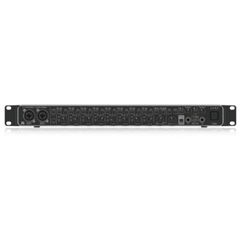 UMC1820 - Front Panel